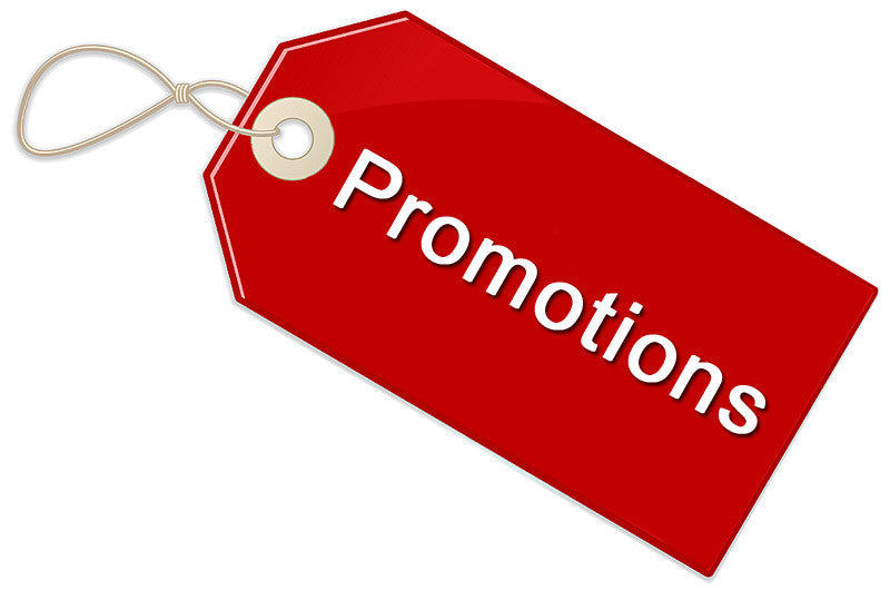 New Promotions Until February 14th 2016