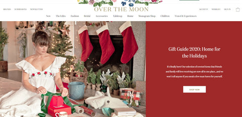 OverTheMoon Opening Page Gift Guide Demre