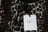 JENNIFER NICHOLSON Leopard Cocktail Evening Dress Size 4