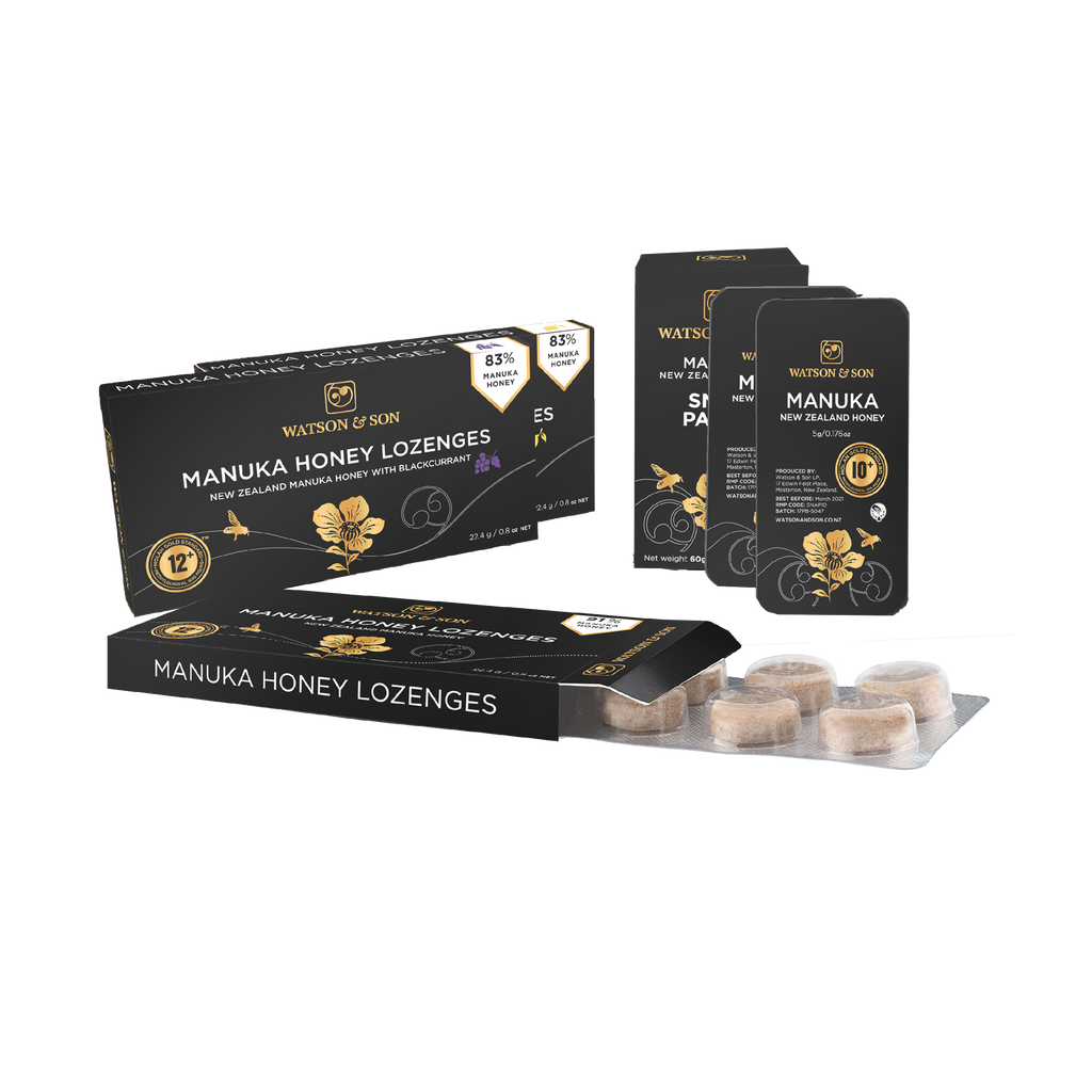 Watson & Son Wellness Products