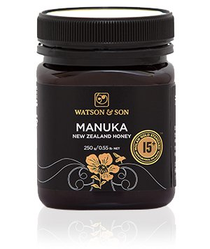 Certified Molan Gold Standard Manuka Honey