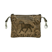 American West Hitchin' Post Trail Rider Crossbody/Hip Bag