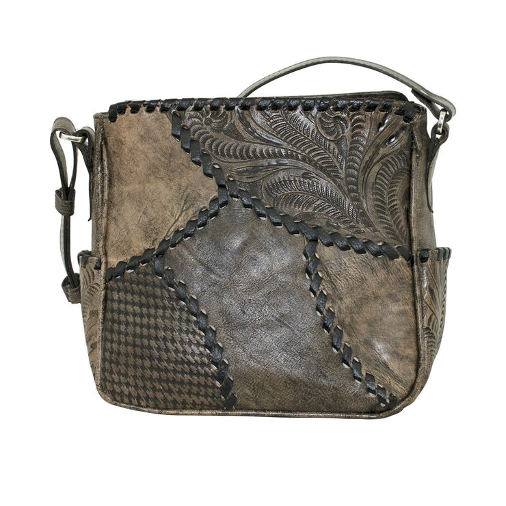 American WestGypsy Patch All Access Crossbody Bag