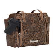 American WestBlue Ridge  Tote With Secret Compartment