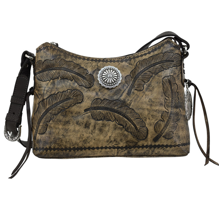 American WestColorful Sacred Bird  Shoulder Bag