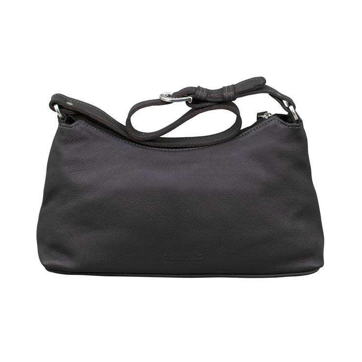 Cowtown Zip-Top Shoulder Bag