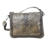 American WestWood River  Multi-Compartment Crossbody