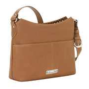 American WestHarvest Moon Zip Top Shoulder Bag