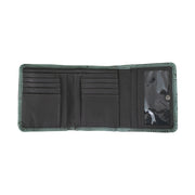 Hair-On Small Ladies' Tri-Fold Wallets