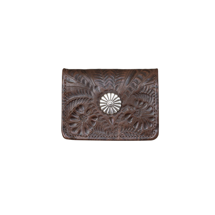 Small Ladies' Tri-Fold Wallets