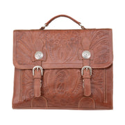 Stagecoach Multi-Compartment Briefcase