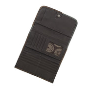 American WestAnnie's Secret Collection Ladies' Tri-Fold Wallet
