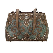 American WestAnnie's Secret Collection Multicompartment Tote With Secret Compartment
