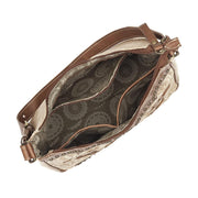 American WestAnnie's Secret Collection Shoulder Bag With Secret Compartment