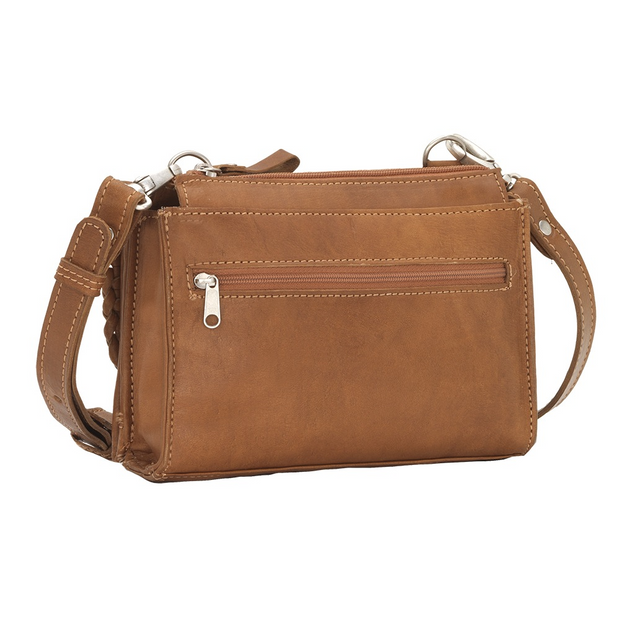 Texas Two Step Crossbody Bag/Wallet