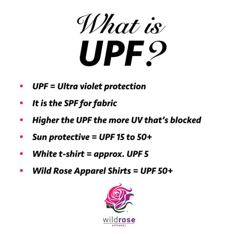 Women's UPF Clothing