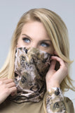 Wild Rose Original Camo Multifunctional UPF50+ Buff