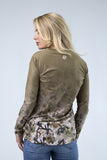 Fade to Khaki Wild Rose Camo