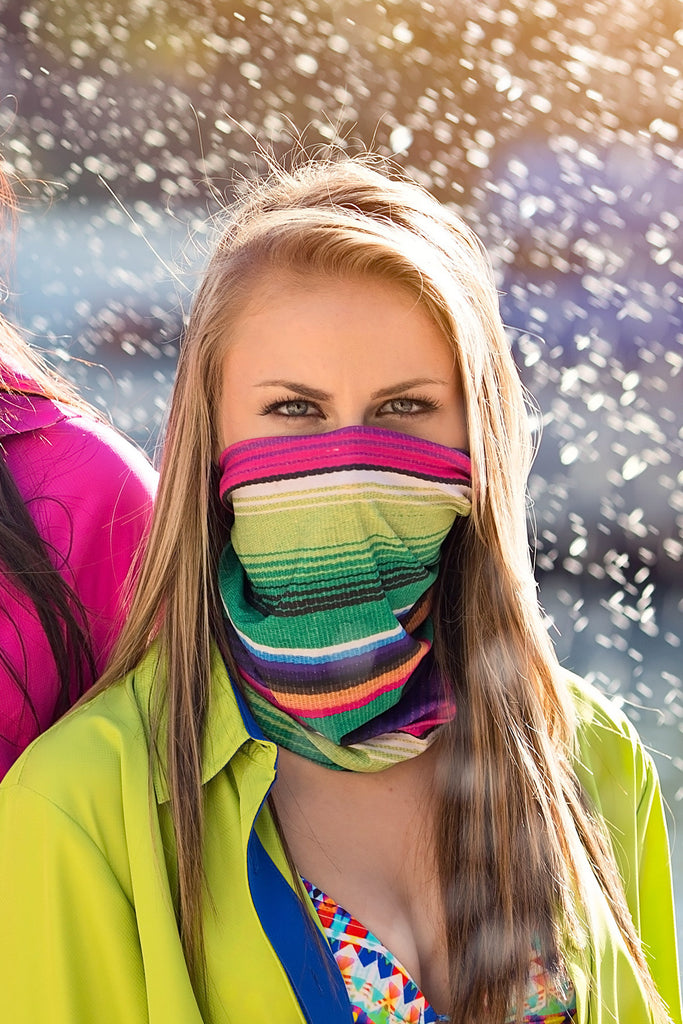 Serape Multifunctional Mask