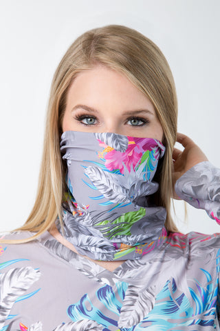 Tropical Multifunctional Mask