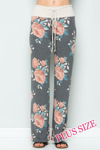 Extra Pretty Floral Pants