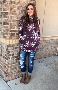 """Wine Out"" Tunic"