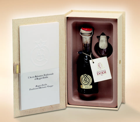 Traditional Balsamic Vinegar, Reggio Emilia, Gold Label