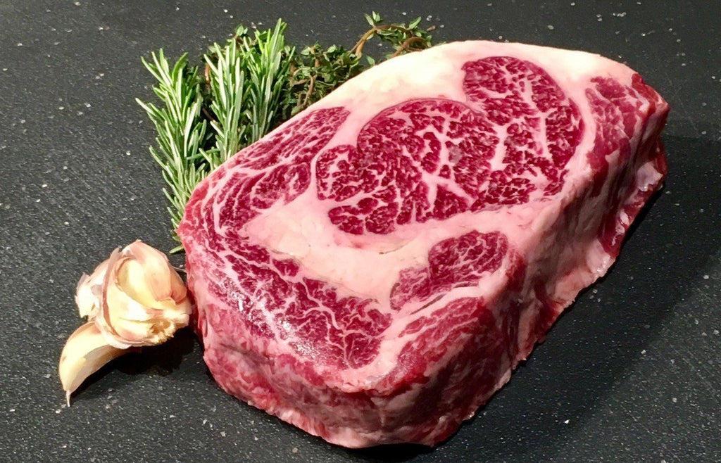 Ultra Wagyu Beef Thick Cut Ribeye Steaks