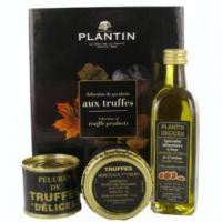 Black Truffle Trio Gift Box