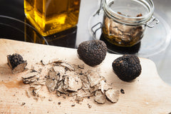 Fresh Summer Black Truffles