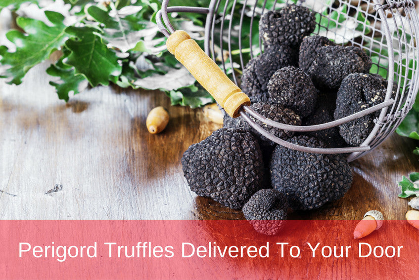 Truffles at Crimson Gourmet