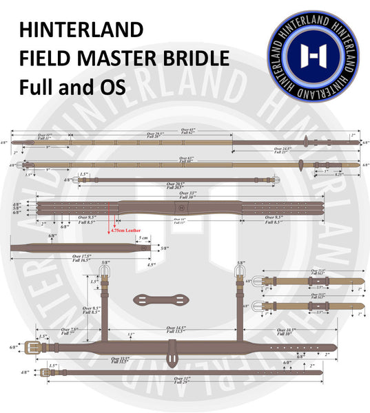 Field Master Bridle