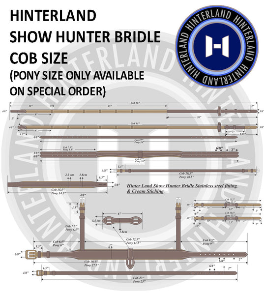 Show Hunter Bridle