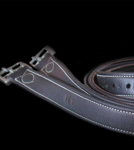 Supersoft Stirrup Leathers