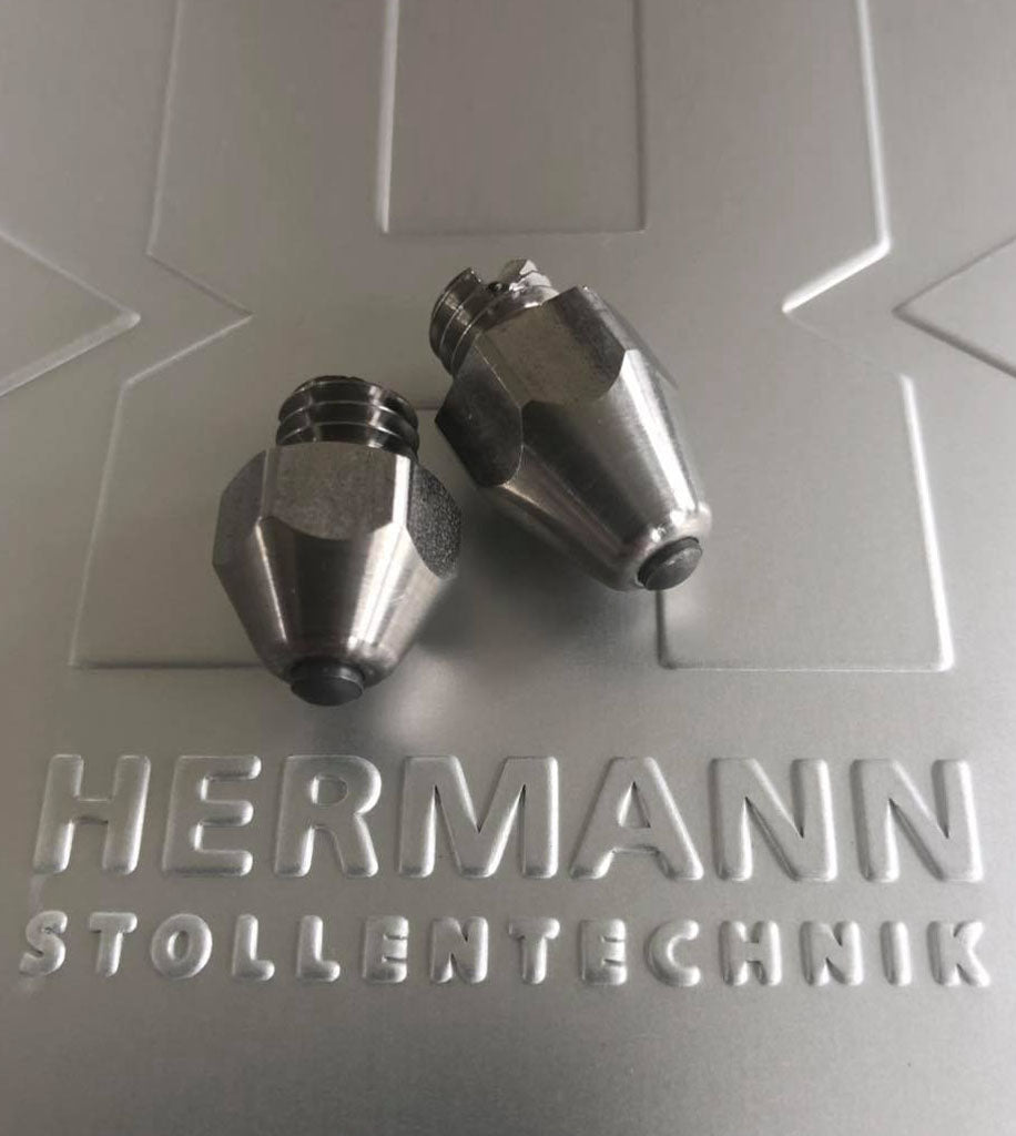 Hermann Stud 205 and 307 Grass Cones