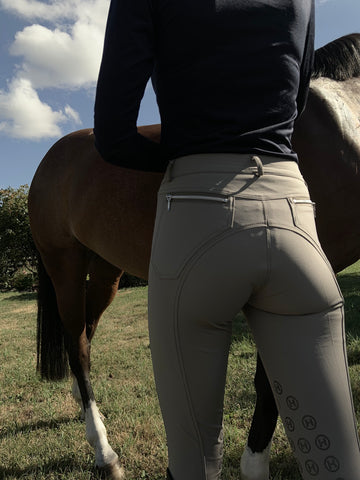 Hinterland gel fit breech