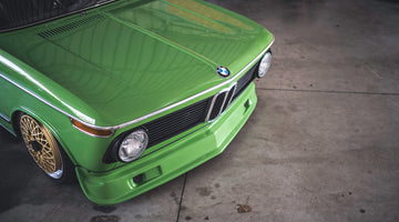 1975 BMW 2002 E10 – The perfect recipe.