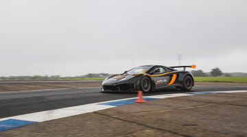 RH VS Drift Limits McLaren MP4-12C GT3.