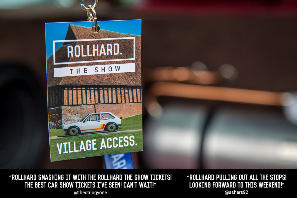 RollHard Show 2016