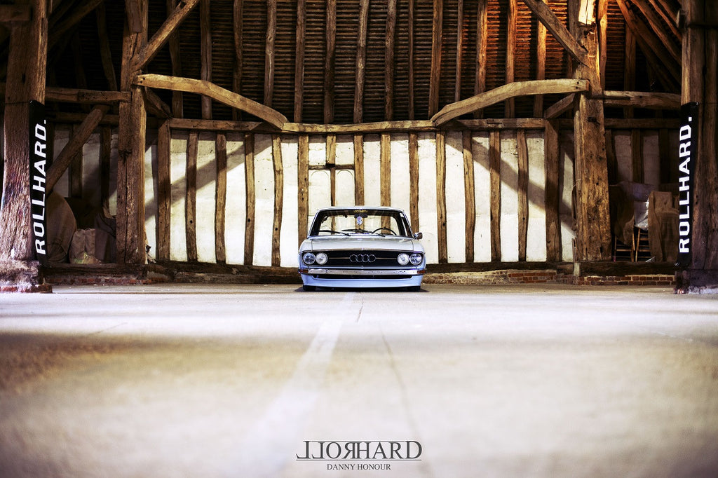 RollHard Feature - 1971 Audi 100LS - RollHard Germany