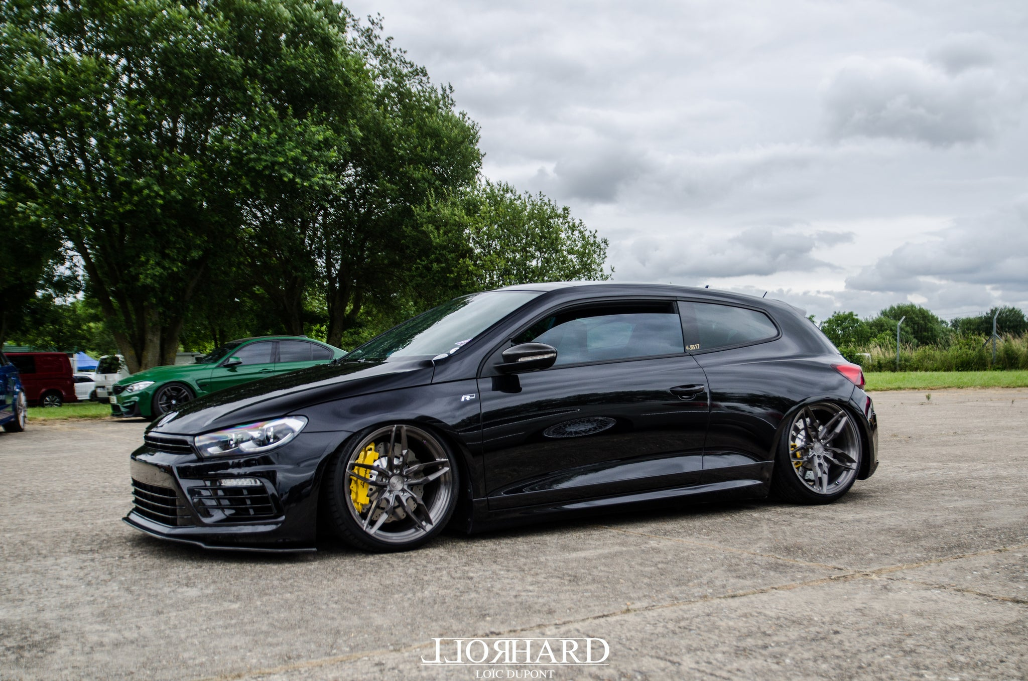 VW Days 2018 - RollHard Show Coverage, Modified VW Scene, Volkswagens, Low cars, BBS, Schmidt, Golf 1, Golf 2, corrado, Performance VW, PVW magazine
