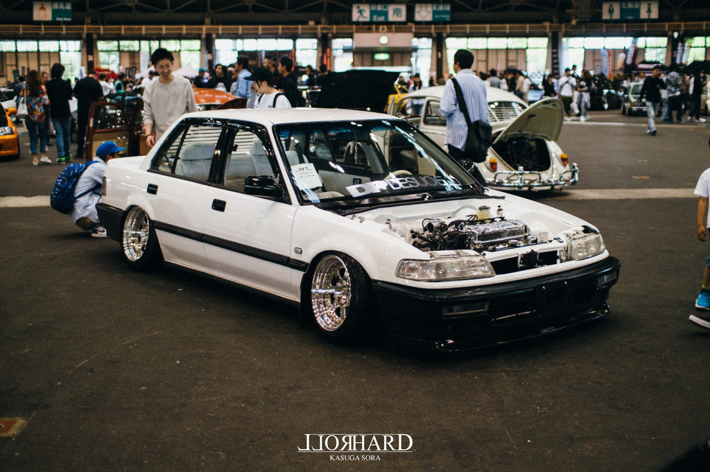 Wekfest Japan 2017 - Port Messe, Nagoya, Japan - RollHard Coverage