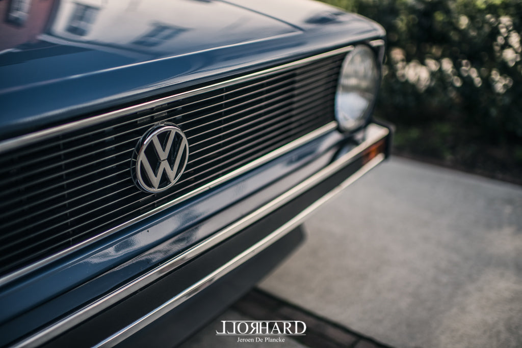 VW Volkswagen Golf Mk1 BBS Rollhard Lowered Classic