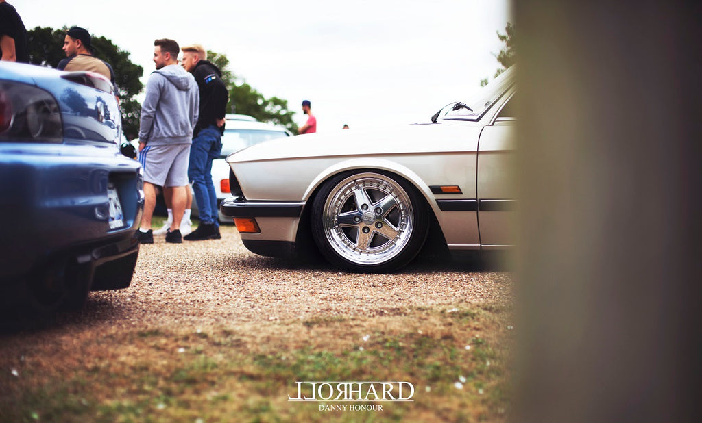 RollHard Cressing: The Show 14/09/16 Danny Honour E28 BMW