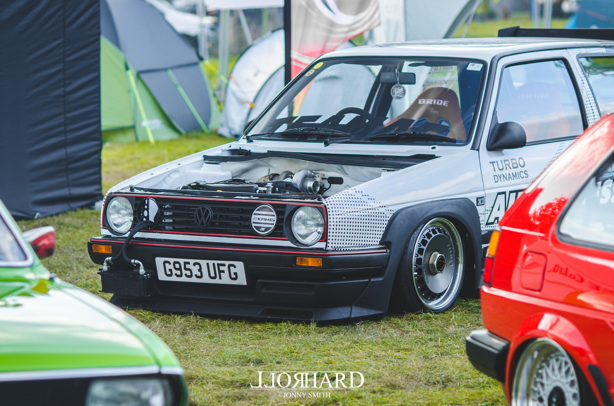 RollHard - Edition 38 Coverage - Jonny Smith