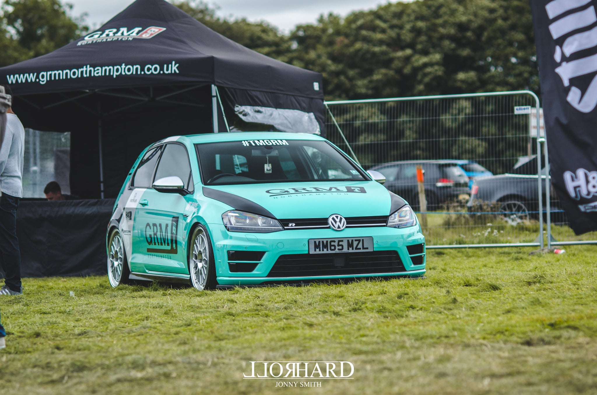 RollHard - Edition 38 show coverage, E38/VW, Jonny Smith