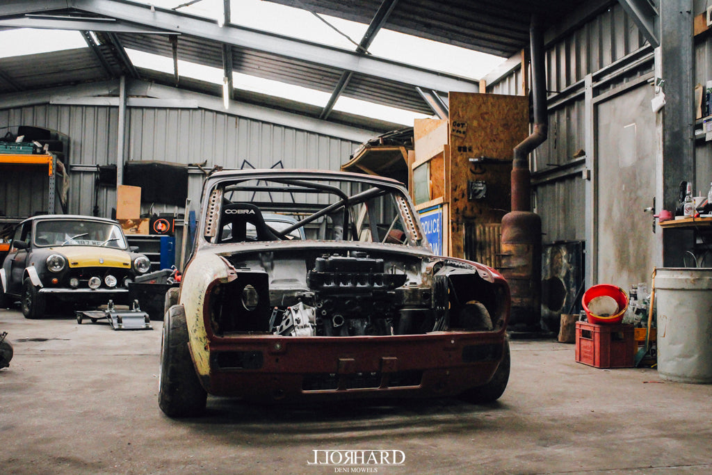 Edens Mini - Chapter one  – RollHard