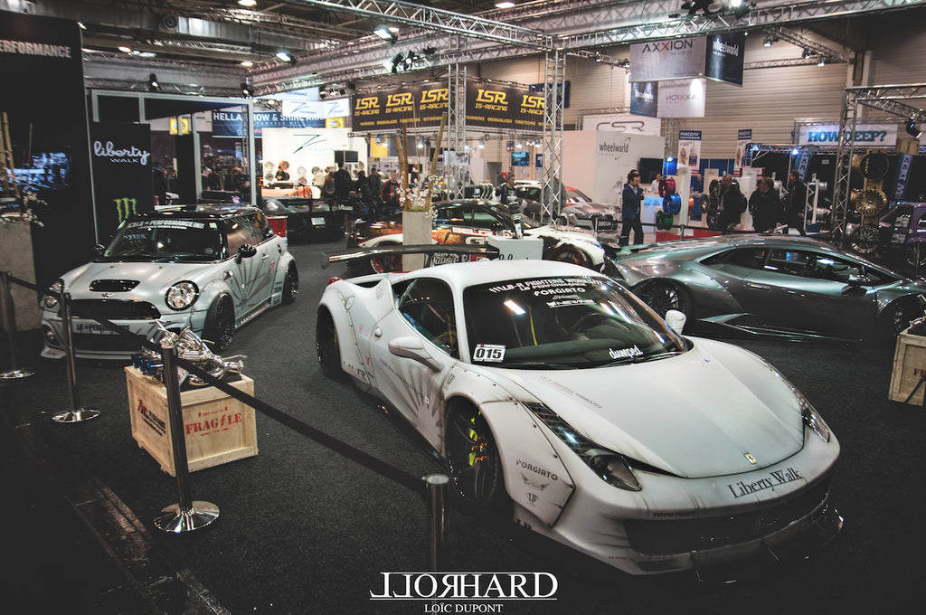 RollHard - The Liberty Walk Story.