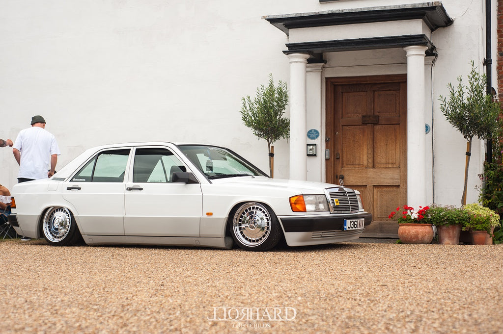 RollHard Cressing: The Show 14/09/16 Mercedes 190E