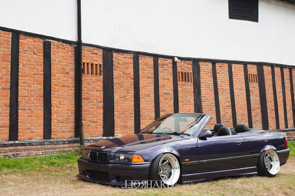 RollHard Cressing: The Show 14/09/16 E36 BMW